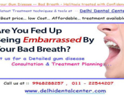 Bad Breath: Causes, Cures and Treatment